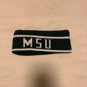 83fb0d501c9d8 Accessories - Michigan State Winter headband